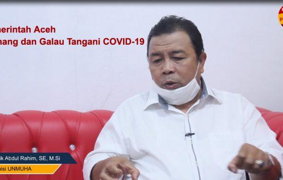 Gamang dan Galau Tangani COVID-19
