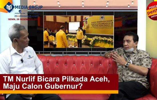 Maju Calon Gubernur Aceh?