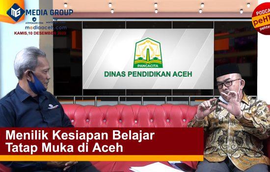 Menilik Kesiapan Belajar Tatap Muka di Aceh