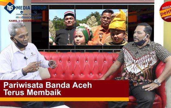 Pariwisata Banda Aceh Terus Membaik