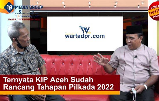 Sudah Rancang Tahapan Pilkada 2022