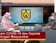 Vaksin COVID-19 dan Gejolak di Tengah Masyarakat