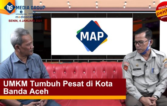 UMKM Tumbuh Pesat di Kota Banda Aceh