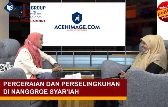Fenomena Perceraian Dan Perselingkuhan Di Nanggroe Syariah
