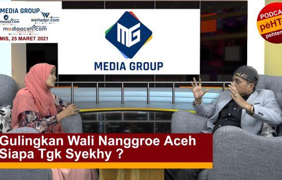 Gulingkan Wali Nanggroe Aceh Siapa Tgk Syekhy ?