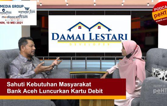 Bank Aceh Luncurkan Kartu Debit