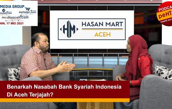 Benarkah Nasabah Bank Syariah Indonesia Di Aceh Terjajah?