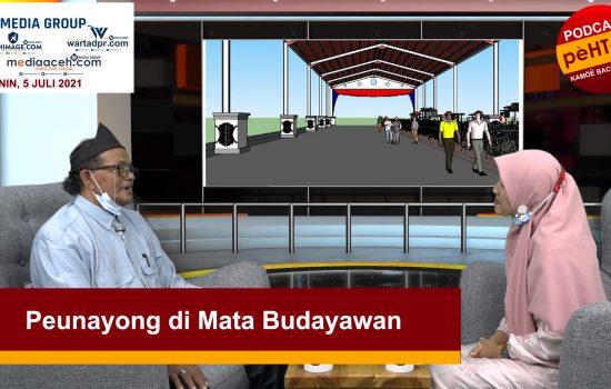 Peunayong di Mata Budayawan