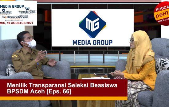 Menilik Transparansi Seleksi Beasiswa BPSDM Aceh