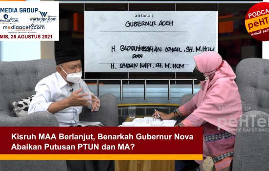Benarkah Gubernur Nova Abaikan Putusan PTUN dan MA? [Eps. 2-II]